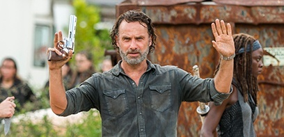 The Walking Dead : Andrew Lincoln quitte officiellement la série